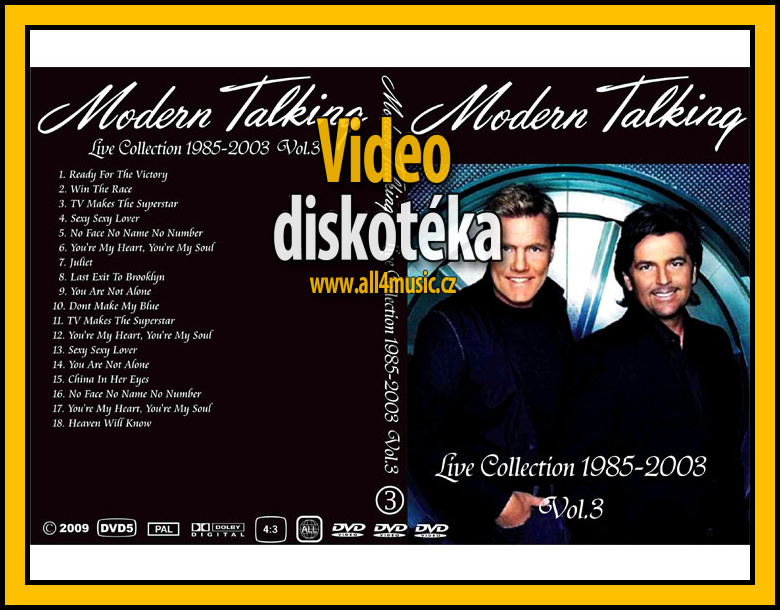 Video disco DVD<